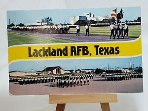 (PC) Lackland AFB, Texas *Combined Shipping Available*