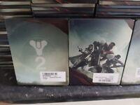 Destiny 2 Steelbook Case PS4 & Xbox One * NO GAME
