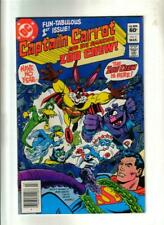 Captain Carrot and his Amazing Zoo Crew #1-Superman cover; DC 1982