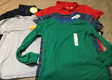 BRAND NEW LOT OF 5 BOYS SIZE 14-16 / 18 CLOTHING Shirts