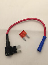 Mini ATM Fuse adapter ADD A CIRCUIT + 10A fuse