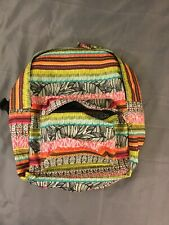 Paperchase Multi Color Backpack