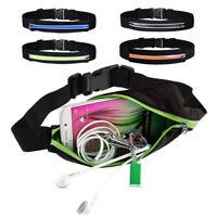 Waist Exercise Fitness Running Belt Bag Flip Style Pouch Mobile Phone Cash Keys