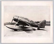 1940's Seversky 2Pa-A Amphibian P-35 Vintage Official Republic Aviation Photo