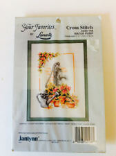 Water Pump Cross Stitch Embroidery Kit Country Theme by Lanarte #340-168 Pattern