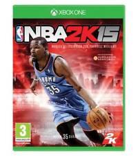 JUEGO  TAKE TWO  XBOX ONE  NBA 2K15 - XBOX ONE  NUEVO (SIN ABRIR)