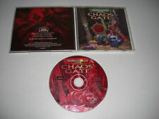 Warhammer 40,000 CHAOS GATE Pc Cd Rom CD WAR HAMMER Fast Post