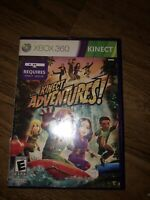 Kinect Adventures - Xbox 360 Game - Complete & Tested