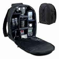 Pro DSLR Camera Backpack w/Rain Cover , Accessory Storage and Tripod Holder