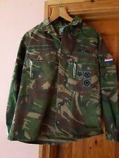 Dutch army para smock