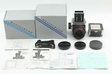 【MINT in Box】 Hasselblad 503CXi w/ Acute Matte D CF 80mm F/2.8 A12 IV From JAPAN