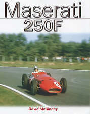 Maserati 250F by David McKinney (Hardback, 2003)
