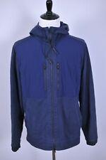 Lululemon Dispatch Full Zip Hoodie Jacket Blue Men's XL