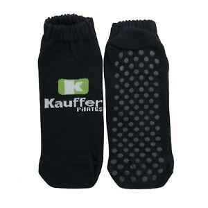 1 Pair Pilates Grip Exercise Gym Non Slip Massage Ballet Yoga Socks Kauffer