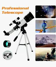 Telescopios Astronomicos Apertura 70 mm Con Adaptador Para Celular Mochila