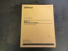 Caterpillar CAT 938F Wheel Loader Parts Manual  8SM  XEBP7358