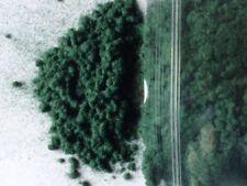 Forest Green Flocking