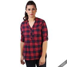Camisa de mujer 100% algodón talla S