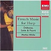 French Music for Harp, Various Artists, Very Good Import