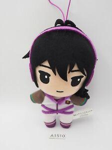 """King of Prism by PrettyRhythm A1510 Kouji Mihama Furyu 6"""" Plush Toy Doll Japan"""