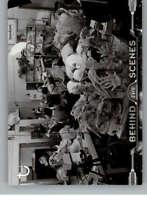 Star Wars ESB Black /& White Behind The Scenes Chase Card BTS-35 Stuart Freeborn