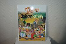JEUX DE SOCIETE TABOO COLLECTION ASTERIX CHEZ LES BELGES  ATLAS  BOARD GAME
