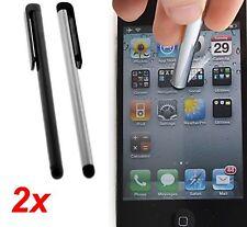 2 Lapiz Puntero Pen Stylus Tactil Capacitivo pantalla Smartphone Tablet etc