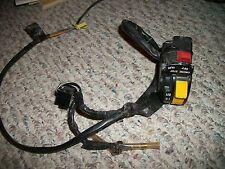 Honda? Suzuki? universal ATV LH handlebar lightsengine stop switch