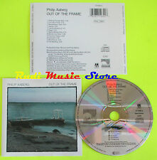 CD PHILIP AABERG Out of the frame 1988 germany A&M 371069-2 lp mc dvd vhs