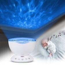 Musik Kinder-Nachtlichter fürs Kinderzimmer