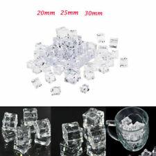 Acrylic Ice Cubes