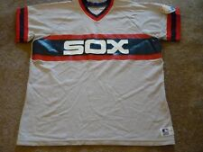 1983 Chicago WHITE SOX Jersey - w/All Star Game Patch - #8 Dave STEGMAN