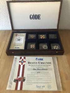 Super Orginal Gode Feuerwehr-Ehrenzeichen Uvp: 300€ Top!!