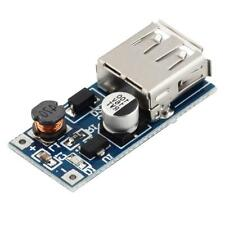 5pcs  PFM Control DC-DC USB 0.9V-5V to 5V dc Boost Step-up Power Supply Module