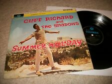 CLIFF RICHARD & THE SHADOWS- SUMMER HOLIDAY VINYL ALBUM