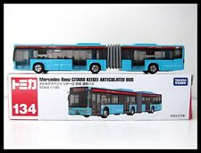 TOMICA #134 Mercedes-Benz Citaro Keisei Articulated Bus 1/120 TOMY Long Car NEW