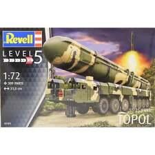 Revell Kit Modelo SS-25 Hoz Topol vehículo 1:72 escala 03303 de primera clase franqueo