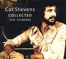 Cat Stevens Collected 3 CD Digipak NEW
