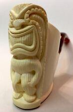 Ismet Bekler Meerschaum CAO - TIKI Kona Style War God - Curse Of Lono Pipe Gonzo