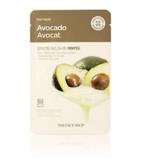 The Face Shop REAL NATURE Face Mask Avocado