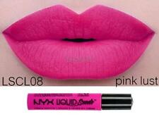 NYX Liquid Suede Cream Lipstick 'PINK LUST' LSCL08 Hot Pink New Sealed Authentic