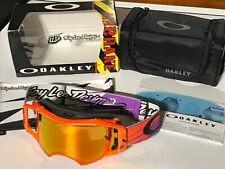 Oakley Airbrake MX Goggle TLD Signature 59-766 thunderbolt rocket red,purple/fir