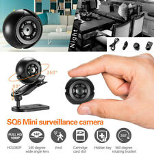 Mini Spy Camera Indoor Home Security Cam Night Vision Hidden DVR 1080P