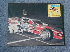 1985 WALL STADIUM REVUE AUTO RACING MAGAZINE VOL 4 No. 17 NJ TRACK & PHOTOS