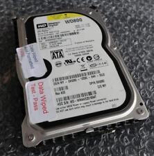 80 Go Dell X9280 0X9280 Western Digital WD Raptor WD800GD-75FLC3 SATA disque dur