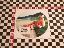 VIVACE anni '70 FIAT ADESIVO 500 126 127 128 131 132 124 125 1100 X1-9 x19 X-19