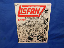 1992 Lisfan #7 Collector Science Fiction Magazine Lost In Space Fanzine Vf/Nm