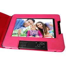 "Sungale 7"" Portable Digital Photo Album Multi-media Player with Leather Case"