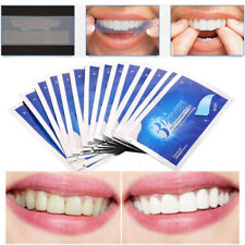 3D White Gel Teeth Whitening Strips Tooth Dental kit Oral Hygiene Care Strip