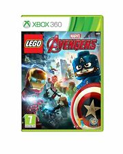 Xbox 360 Spiel Lego Marvel Avengers NEUWARE
